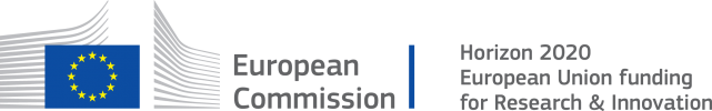 logo European Commission H2020